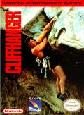 Cliffhanger NES Front Cover