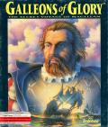 Galleons of Glory: The Secret Voyage of Magellan DOS Front Cover