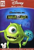 Disney•Pixar's Monsters Inc.: Wreck Room Arcade - Bowling for Screams Windows Front Cover