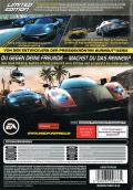 Need for Speed: Hot Pursuit (Limited Edition) Windows Back Cover