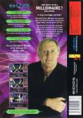 Who Wants to Be a Millionaire: 2nd Edition Windows Back Cover