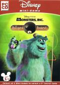 Disney•Pixar's Monsters Inc.: Wreck Room Arcade: Eight Ball Chaos Windows Front Cover