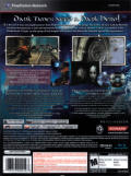 Castlevania: Lords of Shadow (Limited Edition) PlayStation 3 Back Cover With Sleeve