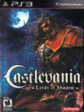 Castlevania: Lords of Shadow (Limited Edition) PlayStation 3 Front Cover With Sleeve
