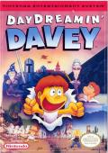 Day Dreamin' Davey NES Front Cover