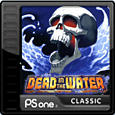 Dead in the Water PlayStation 3 Front Cover