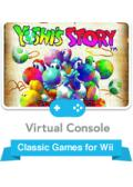 Yoshi's Story Wii Front Cover
