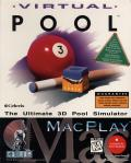 Virtual Pool Macintosh Front Cover