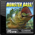 Monster Bass! PlayStation 3 Front Cover