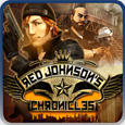 Red Johnson's Chronicles PlayStation 3 Front Cover