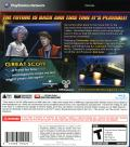 Back to the Future: The Game PlayStation 3 Back Cover