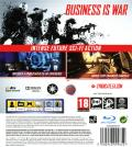 Syndicate PlayStation 3 Back Cover