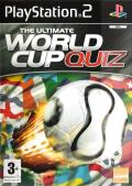 The Ultimate World Cup Quiz PlayStation 2 Front Cover