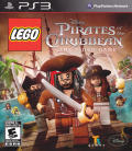 LEGO Pirates of the Caribbean: The Video Game PlayStation 3 Front Cover