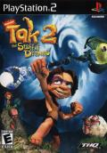 Tak 2: The Staff of Dreams PlayStation 2 Front Cover