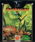 Barbarian DOS Front Cover
