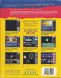 Star Control II DOS Back Cover
