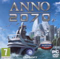 Anno 2070 Windows Front Cover