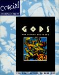 Gods DOS Front Cover