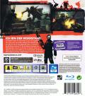 Resistance 3 PlayStation 3 Inside Cover Back of Flip Cover