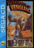 Revengers of Vengeance SEGA CD Front Cover