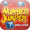 Number Jumper Deluxe iPhone Front Cover