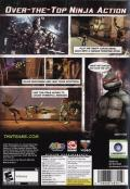 TMNT Windows Back Cover