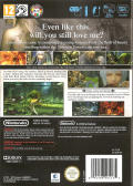 Pandora's Tower Wii Back Cover