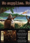 Adventures of Robinson Crusoe Windows Inside Cover Left