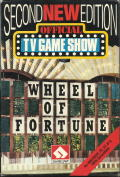 Wheel of Fortune: New Second Edition DOS Front Cover