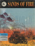 Sands of Fire DOS Front Cover
