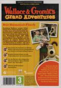 Wallace & Gromit in Fright of the Bumblebees Windows Back Cover
