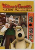 Wallace & Gromit in Fright of the Bumblebees Windows Inside Cover Right