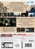 The Last Story Wii Back Cover