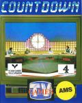Countdown Amstrad CPC Front Cover