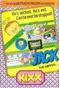 Jack the Nipper Amstrad CPC Front Cover