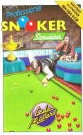 Professional Snooker Simulator Amstrad CPC Front Cover