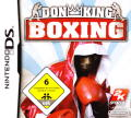 Don King Boxing Nintendo DS Front Cover