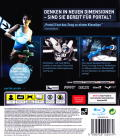 Portal 2 PlayStation 3 Back Cover