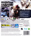 Cabela's Survival: Shadows of Katmai PlayStation 3 Back Cover