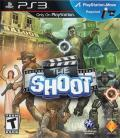 The Shoot PlayStation 3 Front Cover