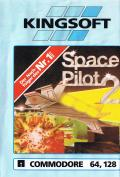 Space Pilot 2 Commodore 64 Front Cover