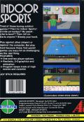 Superstar Indoor Sports Commodore 64 Back Cover