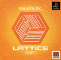 Lattice PlayStation Front Cover