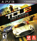 Test Drive Unlimited 2 PlayStation 3 Front Cover