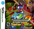 Mega Man Star Force 2: Zerker X Ninja Nintendo DS Front Cover