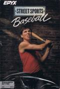 Street Sports Baseball Commodore 64 Front Cover