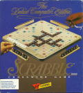 Scrabble: The Deluxe Computer Edition DOS Front Cover