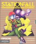 Stationfall Macintosh Front Cover