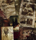 The House of the Dead: Overkill - Extended Cut PlayStation 3 Inside Cover Left